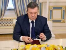 Ianoukovitch n'a pas l'intention de démissionner