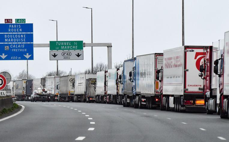 In het voorjaar van 2019 leidde een staking van de Franse douanediensten tot lange files.