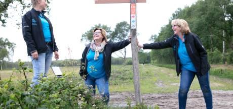Toetje na groot succes 4daagse Kloosterhaar: extra wandeling 'Tussen zand & veen'