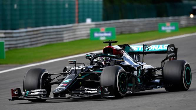 Mercedes oppermachtig op circuit van Spa-Francorchamps: Hamilton zegeviert in GP van België