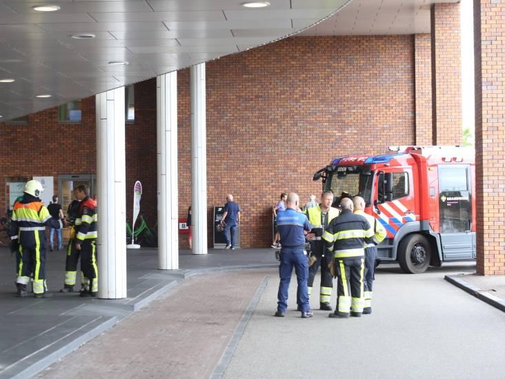 Lek in olieleiding blijkt boosdoener in Bernhoven, ziekenhuis deels ontruimd