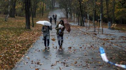 Wisselvallige start van het weekend met droge en bijzonder zachte vooruitzichten