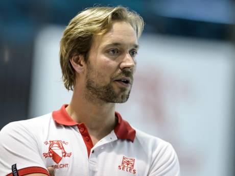 Joachim de Ruijsscher nieuwe coach vrouwen UZSC