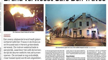 Den Travoo heropent jaar na brand