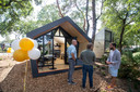 Vakantiepark de Zanding heeft een 'Solo Retreat' recreatiewoning ontwikkeld voor mensen die graag even alleen willen zijn.