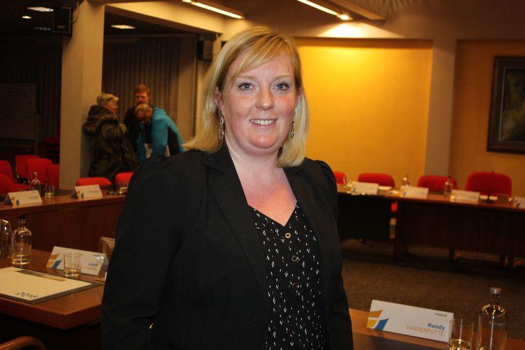 Sofie Ramboer uit Bredene.