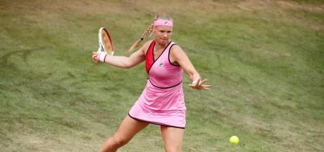 Bertens kansloos onderuit tegen Kvitova bij herstart seizoen