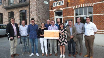 Labyrinth schenkt 17.000 euro aan goede doelen