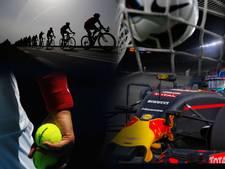 Sport Vandaag: Dost in CL, tennis en wielrennen