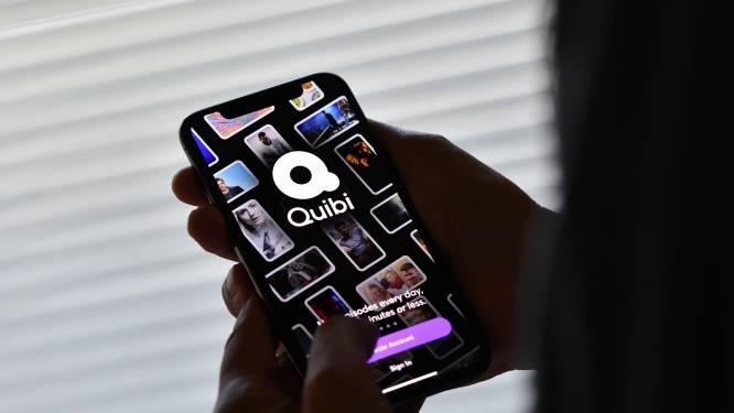 Groots aangekondigde streamingdienst Quibi stopt na amper zes maanden