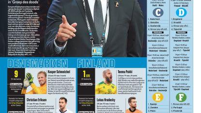"""Coach Markku Kanerva: """"Hopelijk wint België zijn eerste twee matchen"""""""