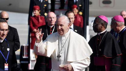 """Paus erkent leed slachtoffers misbruik: """"Walgelijke misdaden, bron van pijn en schaamte, kerk heeft gefaald"""""""