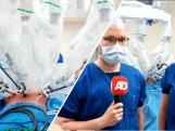 Meekijken met robotoperatie in het Catharina Ziekenhuis