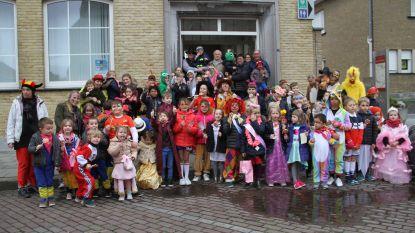 Gezinsbond viert kindercarnaval