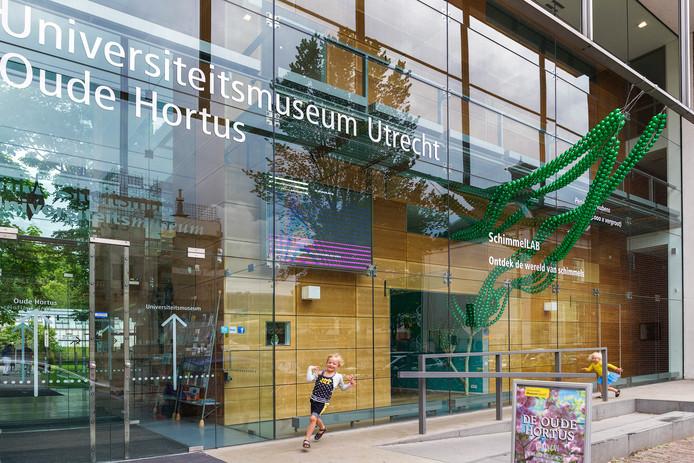 Het Universiteitsmuseum Utrecht stelt de verbouwing uit.