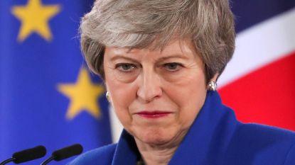 """""""Conservatieven dreigen May met nieuwe afzetprocedure"""""""