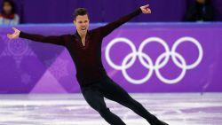 """Kunstschaatser Jorik Hendrickx trots met 14de plek op Winterspelen: """"Beter had niet gekund"""""""