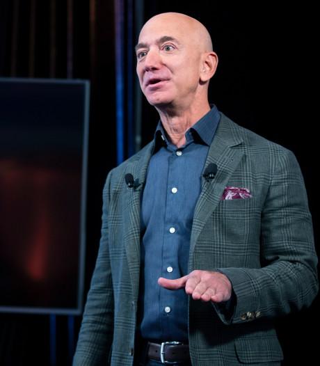 Oprichter Amazon legt alvast 10 miljard neer in strijd tegen klimaatverandering
