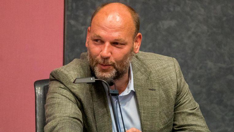 Wethouder Rutger Groot Wassink Beeld ANP