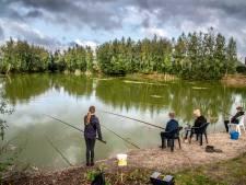 Vissen dankzij actie jeugd van dood gered