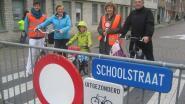 Geld voor Schoolstraat Melle en fietsenstalling Wetteren