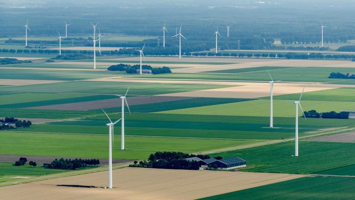 Akkerland in Flevoland