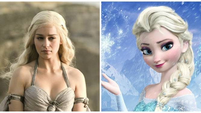 Babynamen uit Game of Thrones en Frozen steeds populairder