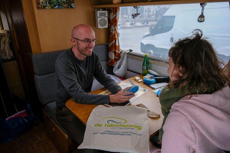 Werelddag zonder tabak: gesprek en test bij de tabakolooog.