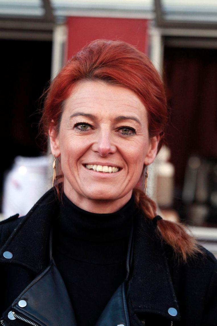 Voorstelling nieuw stadsbestuur  Ruth Vandenberghe