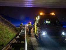 Politie vindt vermiste vrouw terug langs A27 bij Bavel