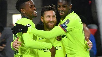 PSV verweert zich meer dan kranig, tot Messi zijn duivels ontbindt met prima goal en sluwe assist