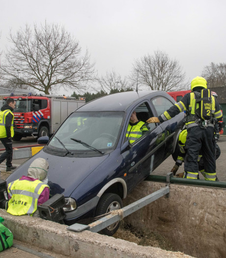Brandweermannen danig op de proef gesteld in Nunspeet