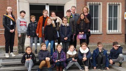 Begijnendijk heeft nu ook kindergemeenteraad