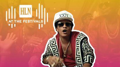 10 dingen die je nog niet wist over Bruno Mars
