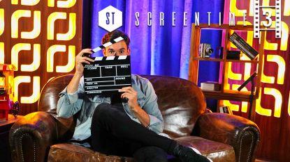 Kom alles te weten over de nieuwste films in 'Screentime', uw wekelijkse filmafspraak
