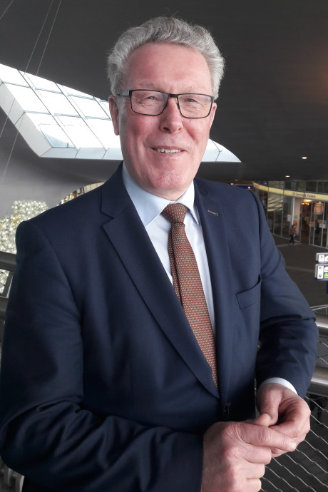 Op de roltrap met: Jan Markink van de VVD