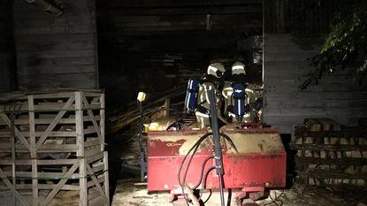 Zware brand in houtzagerij vermeden door alerte voorbijganger