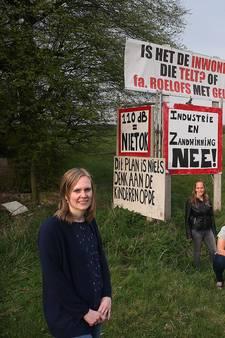 Na zandwinning Nieuw-Dijk moet Roelofs machine afbreken en 'natuur op gang brengen'