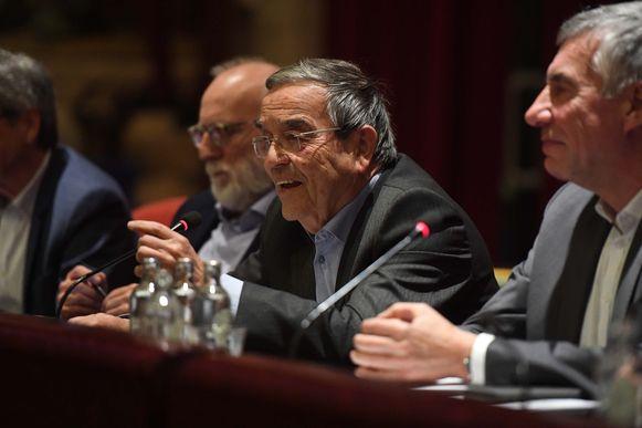 Volgens de oppositiepartijen wordt er onvoldoende een breuk gemaakt met het tijdperk van Louis Tobback (sp.a) als het over inspraak gaat.