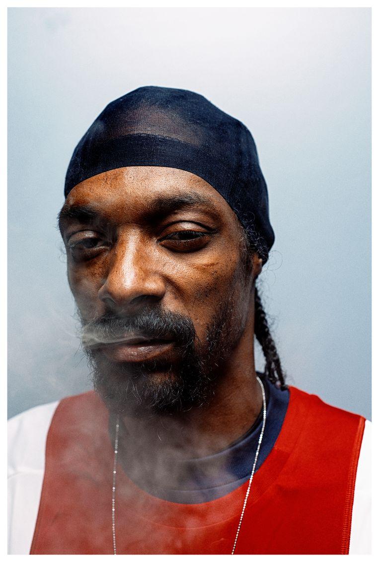 Snoop Dogg, september 2008. Beeld Ilja Meefout