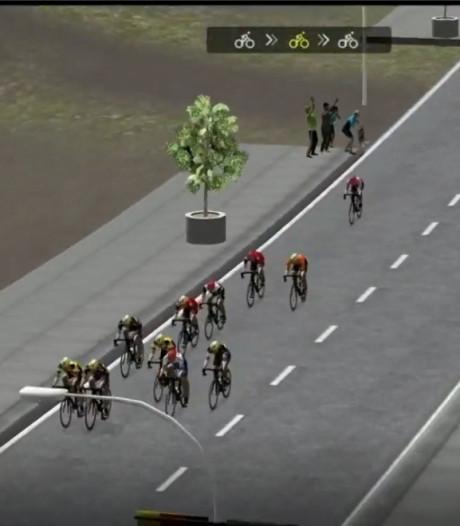 Virtuele Ronde van Vlaanderen: een kijkje in de niet eens zo verre toekomst