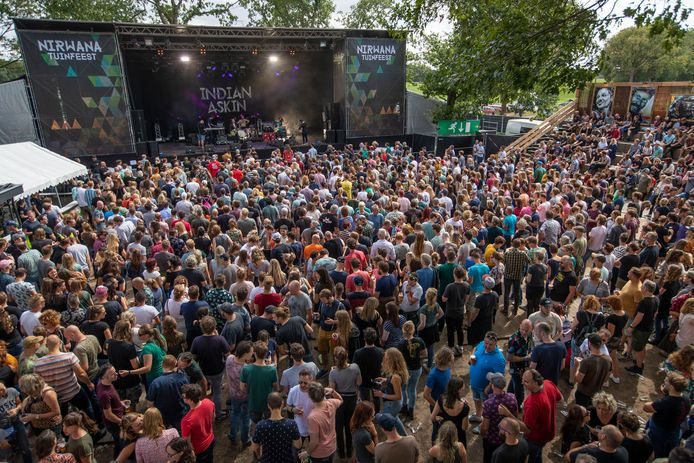 Nirwana Tuinfeest in Lierop editie 2019.
