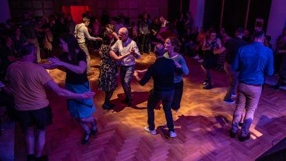 Lindy Hop dansen in Jazz Centrum Vlaanderen