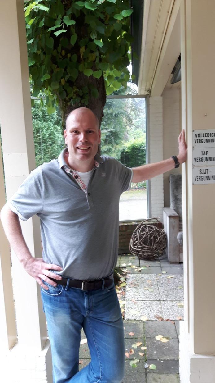 Frederik van de Leest is de nieuwe eigenaar-exploitant van Klein Speik.