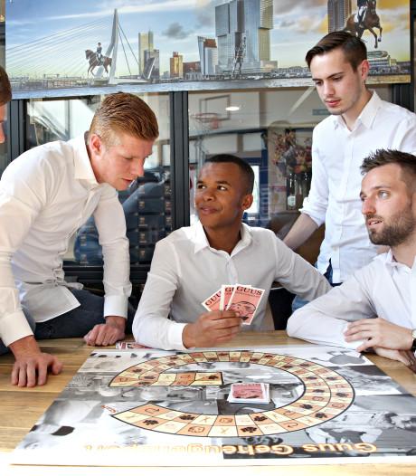 Rotterdamse studenten komen met geheugenspel voor senioren
