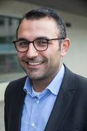 Presentatie nieuwe wethouders Eindhoven. Yasin Torunoglu