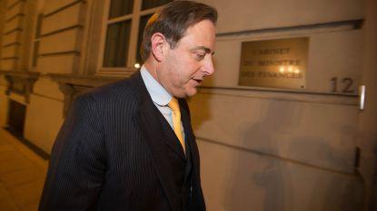 """De Wever: """"Wilden volwaardige regering vormen, maar PS heeft akkoord daarover op tv opgeblazen"""""""