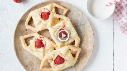 De snelste aardbeientaart (en je hebt slechts 4 ingrediënten nodig)