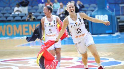 Julie Vanloo gaat basketsporen in Turkije verdienen