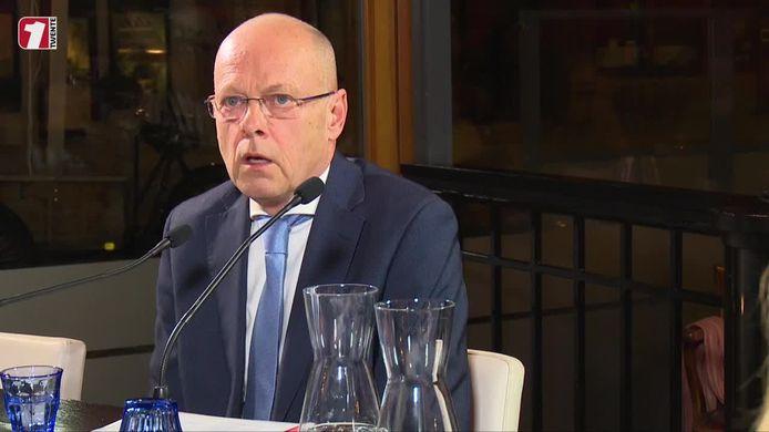 Wethouder Bas van Wakeren (ProHengelo).
